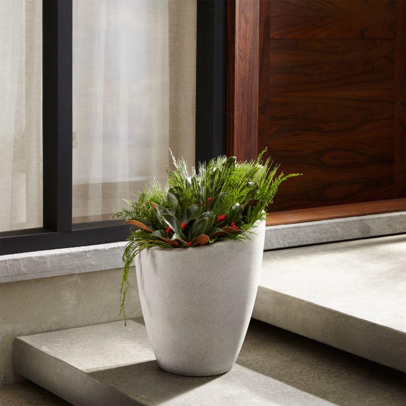 Indoor Outdoor Planters | Crate and Barrel