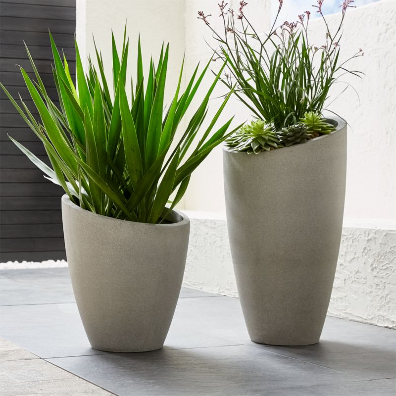 for interesting urns idea vase outdoor planters vases tall and