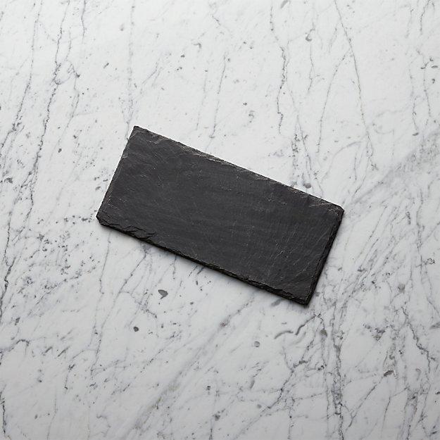 "Slate 12""x5.5"" Cheese Board - Image 1 of 13"