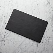 "Slate 20""x12"" Cheese Board"