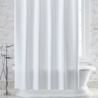 Slater Jacquard Shower Curtain