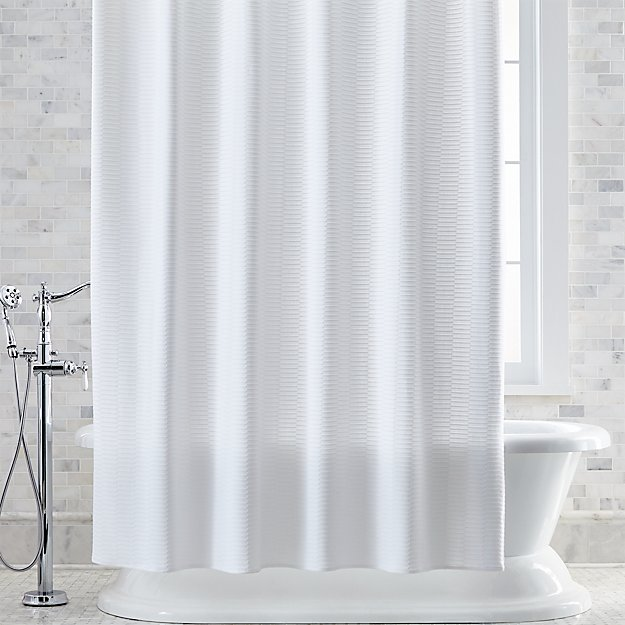 Slater Jacquard Shower Curtain Reviews