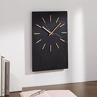 "Slater 15"" Stone Wall Clock"