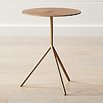 Slice Accent Table