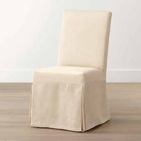Linen Slipcover Only For Slip Side