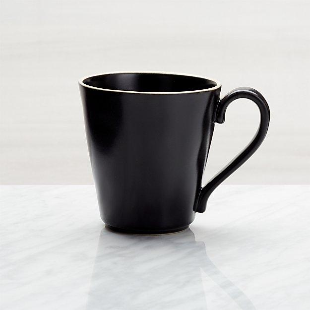 Sloan Black Mug - Image 1 of 4