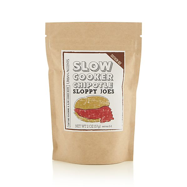 Slow Cooker Chipotle Sloppy Joe Mix