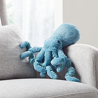 Jellycat ® Small Blue Sol Squid