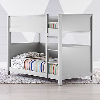 Abridged Low Twin Bunk Bed