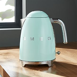 Smeg Pastel Green Retro Electric Kettle