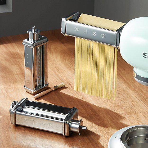 Smeg Pasta Stand Mixer Attachments Set