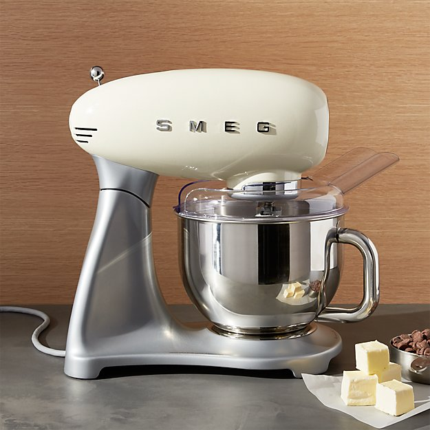 Smeg Cream Retro Stand Mixer