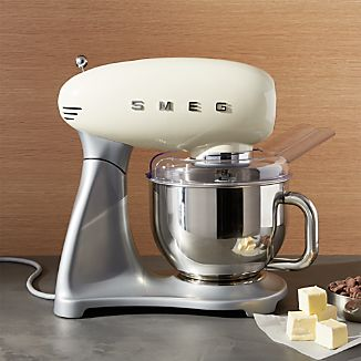 Smeg Cream Retro Stand Mixer