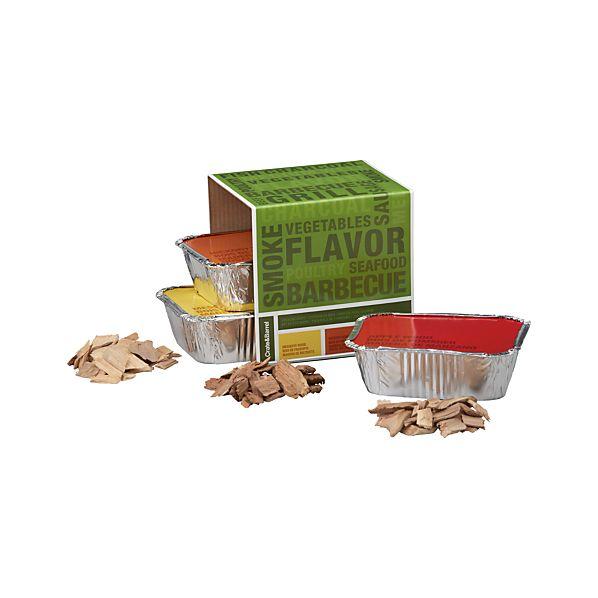 Smoke Flavor Wood Chip Sampler