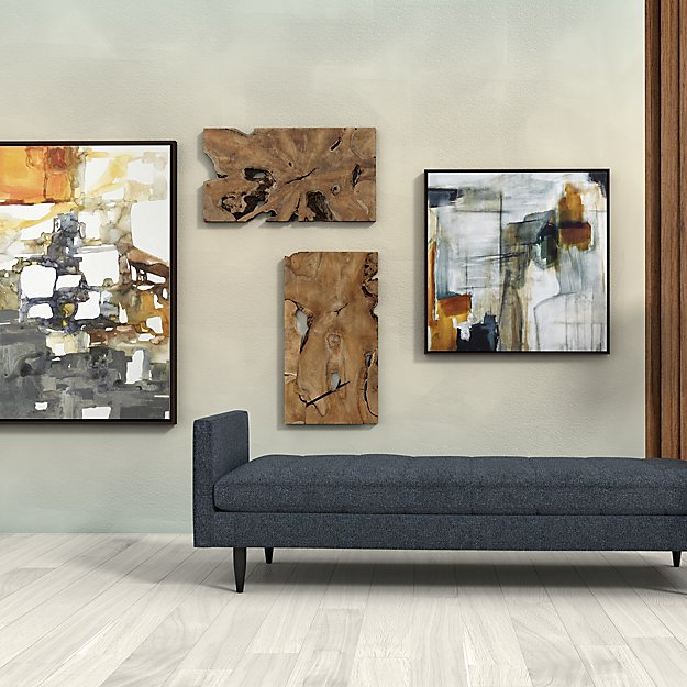 Warmth and Wood Gallery Set - Image 1 of 1
