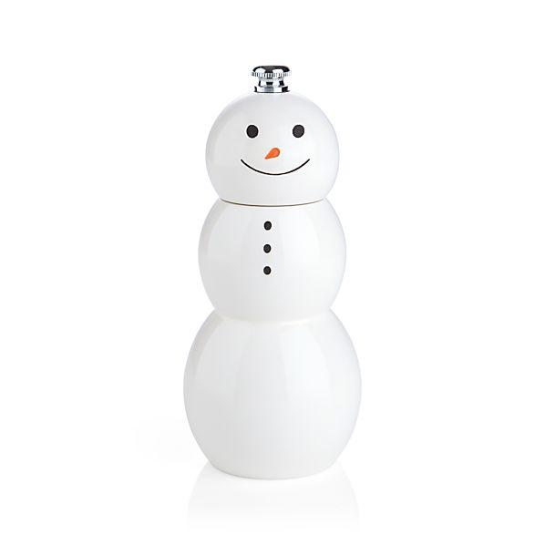 SnowmanPepperMillF16