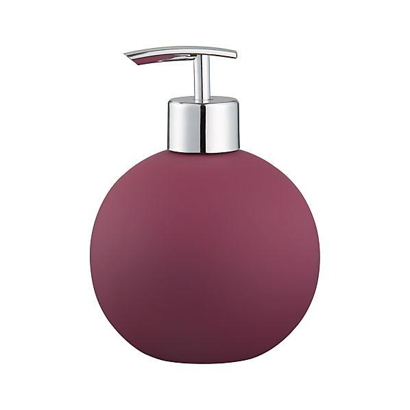 Berry Soap Pump