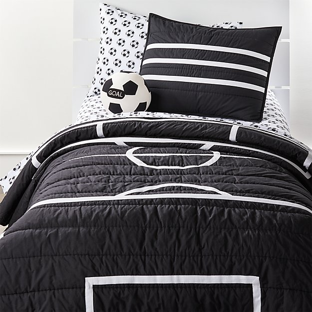 Soccer Bedding Crate And Barrel