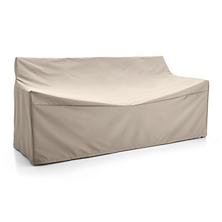 Dune Sofa With Sunbrella Cushions Crate And Barrel
