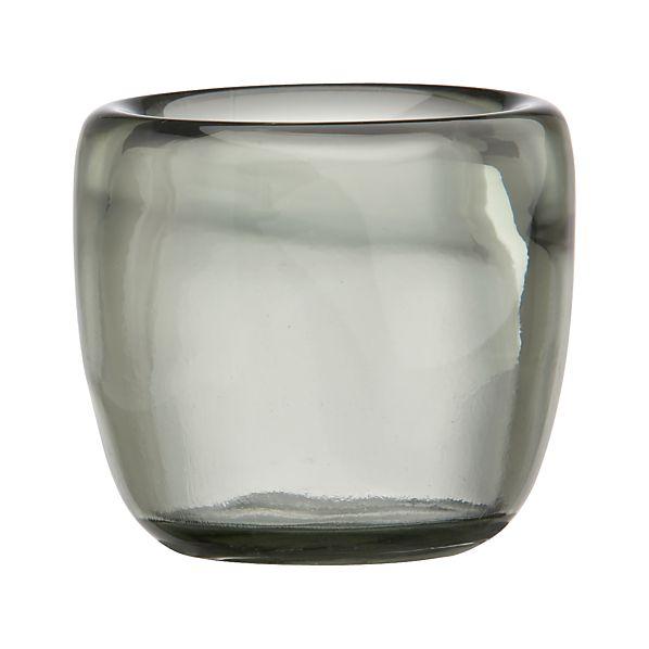 Soiree Grey Candleholder