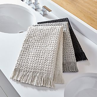 Bath Towels Patterned Decorative Amp Striped Crate And