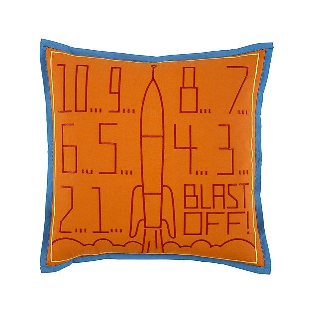 Rocket Throw Pillow Reviews Crate And Barrel Amazing Lands End Decorative Pillows