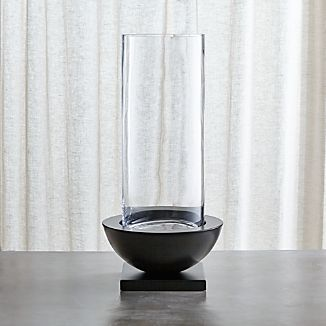 Solaria Tall Hurricane Candle Holder