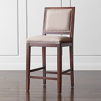 Sonata Aretina Walnut Counter Stool