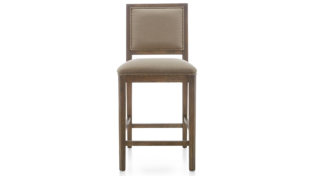 Sonata Pinot Lancaster Grey Counter Stool