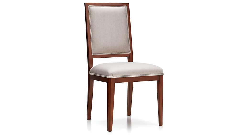 Sonata Aretina Walnut Dining Side Chair