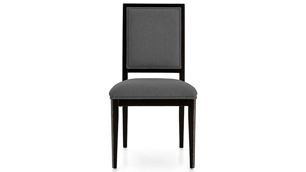 Sonata Bruno Black Dining Side Chair
