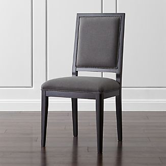 Sonata Bruno Black Dining Side Chair
