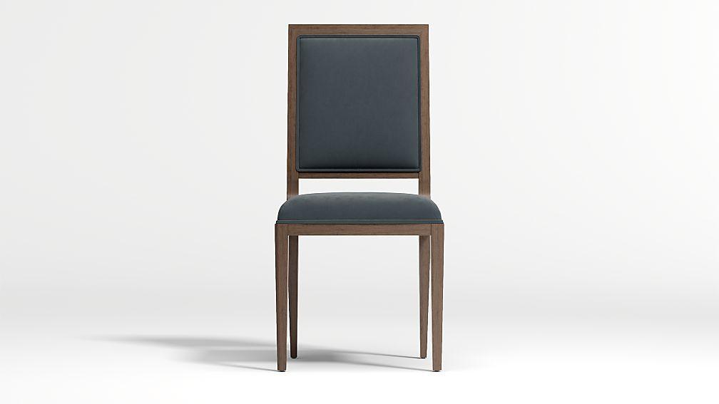 Sonata Velvet Handpainted Dining Chair - Image 1 of 6