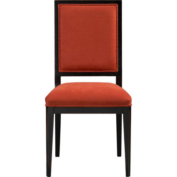 Sonata Paprika Side Chair