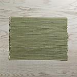Sonoma Sage Green Placemat