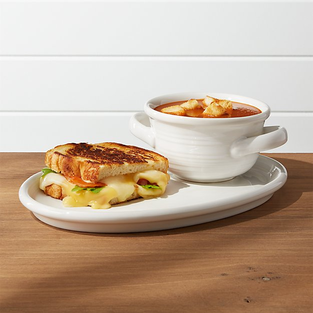 Farmhouse Soup and Sandwich, Set of 2
