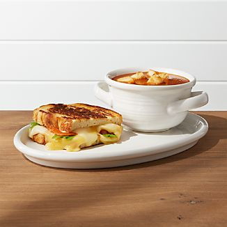 Farmhouse Soup and Sandwich, Set of 2