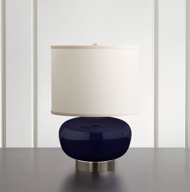 home lighting lamps chandeliers and more light fixtures crate spectrum table lamp oblong ceramic and metal base