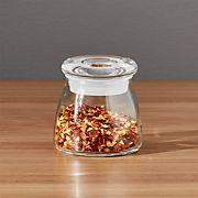 Glass Spice Jar