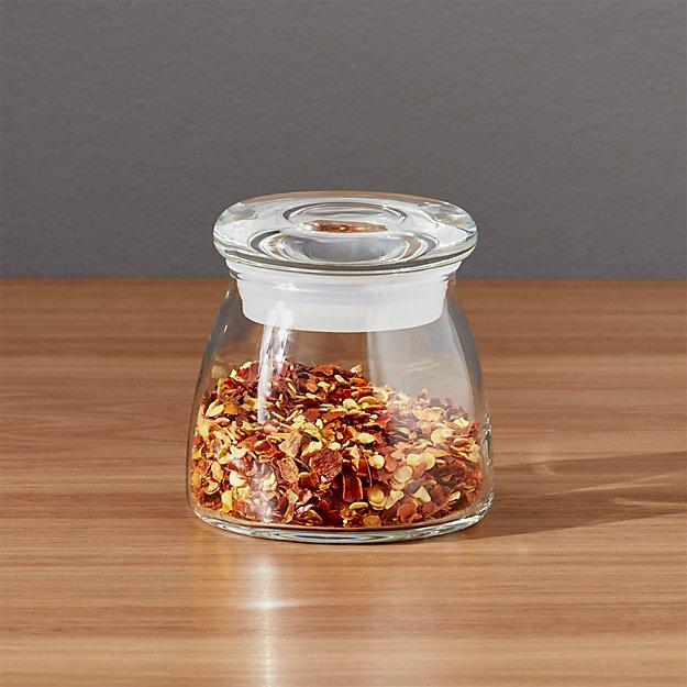 Glass Spice Jar - Image 1 of 2