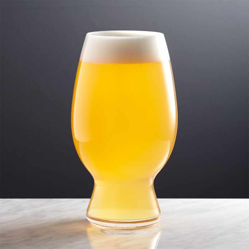 Spiegelau Wheat Beer Glass Crate And Barrel