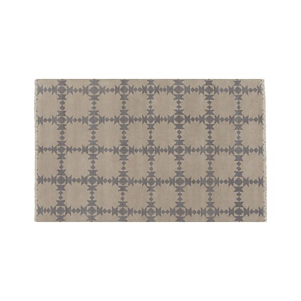 Spindle Dove 5'x8' Rug