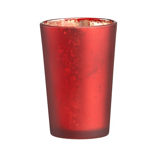 Splendid Red  Candleholder