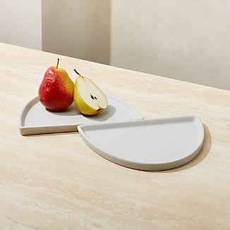 Split Platter, Set of 2