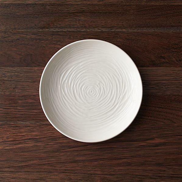Spool Salad Plate