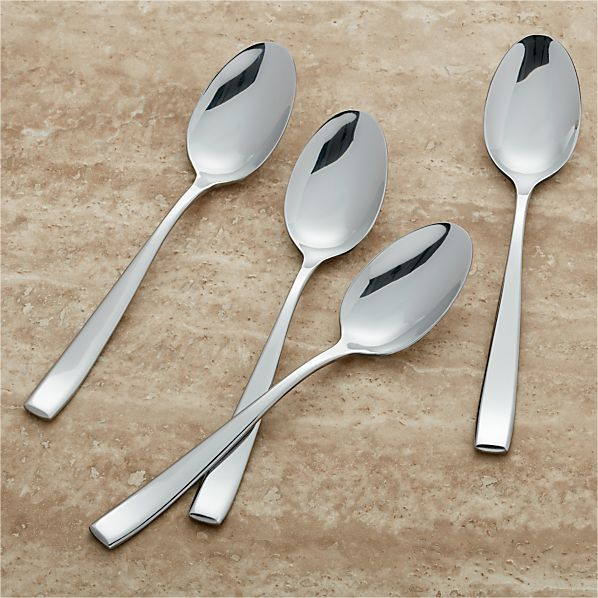 Set of 4 Spoons