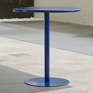 Spot Mediterranean Blue Side Table