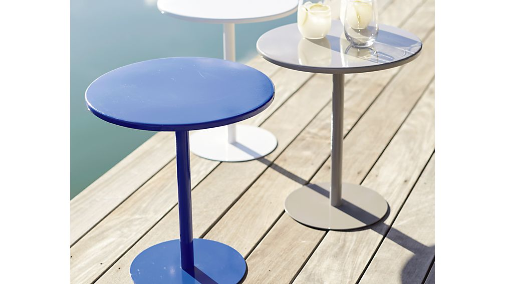 Spot Alloy Side Table