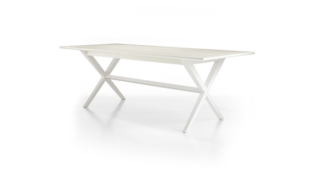 Spotlight White Dining Table