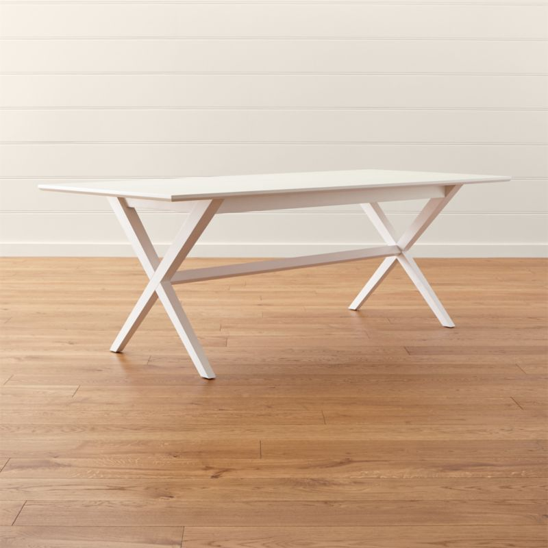 Dining Room Tables And Kitchen Tables | Crate And Barrel